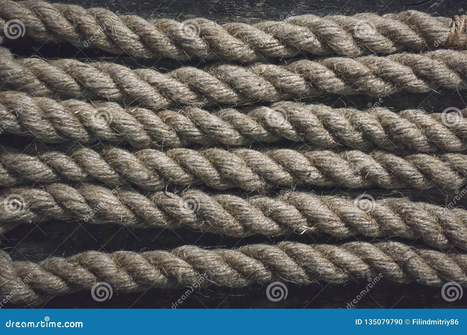 Cuerda de la amarradura