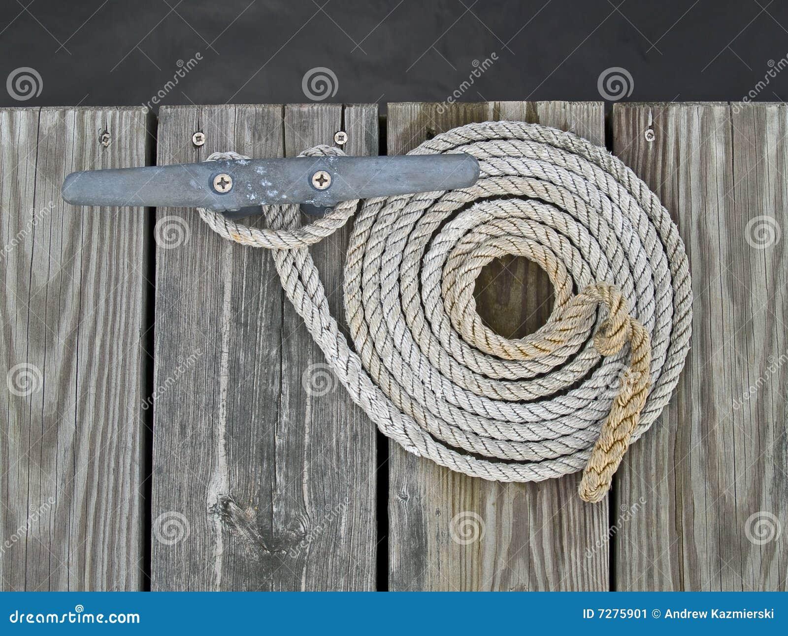 Cuerda del muelle