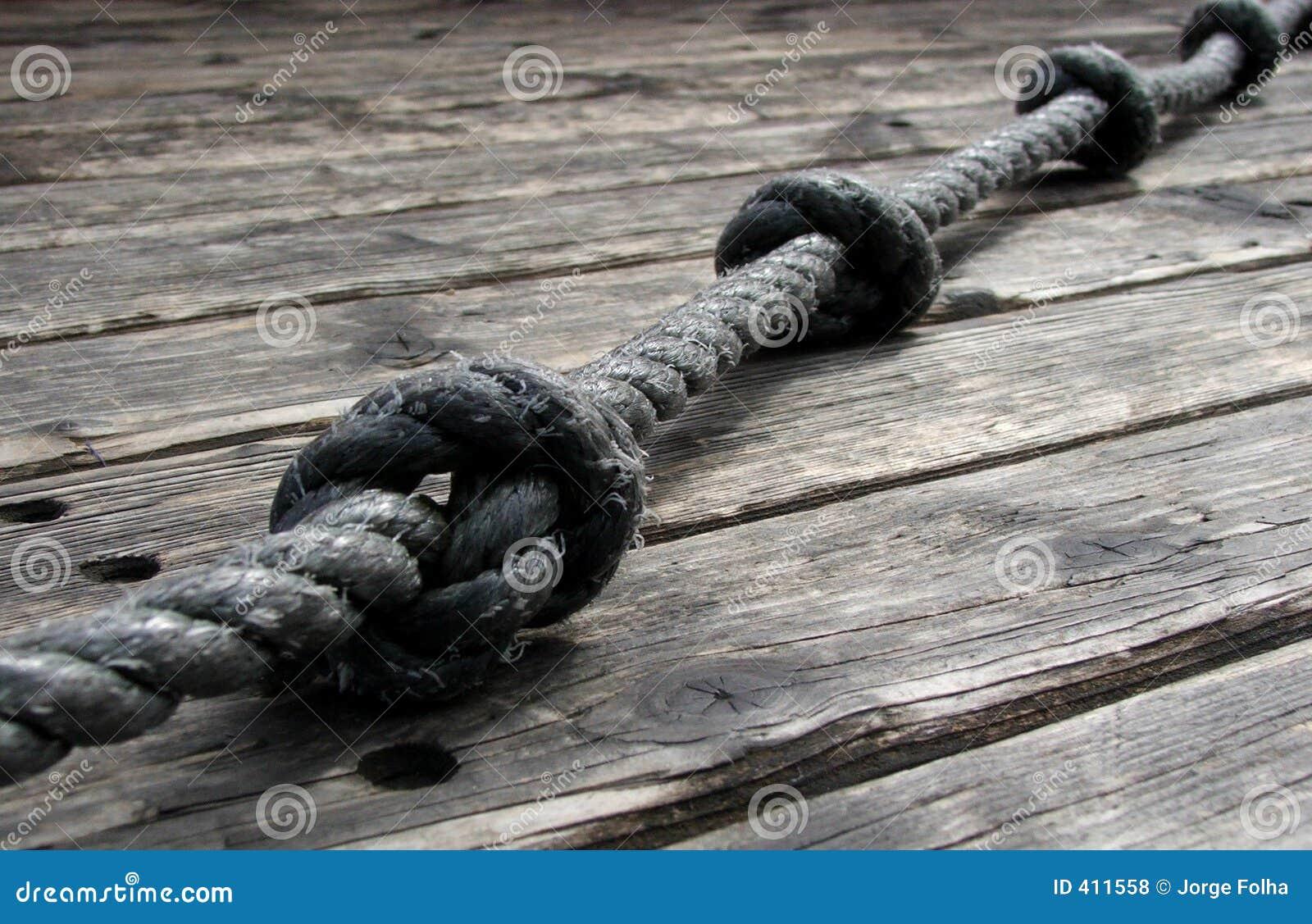 Cuerda y nudos