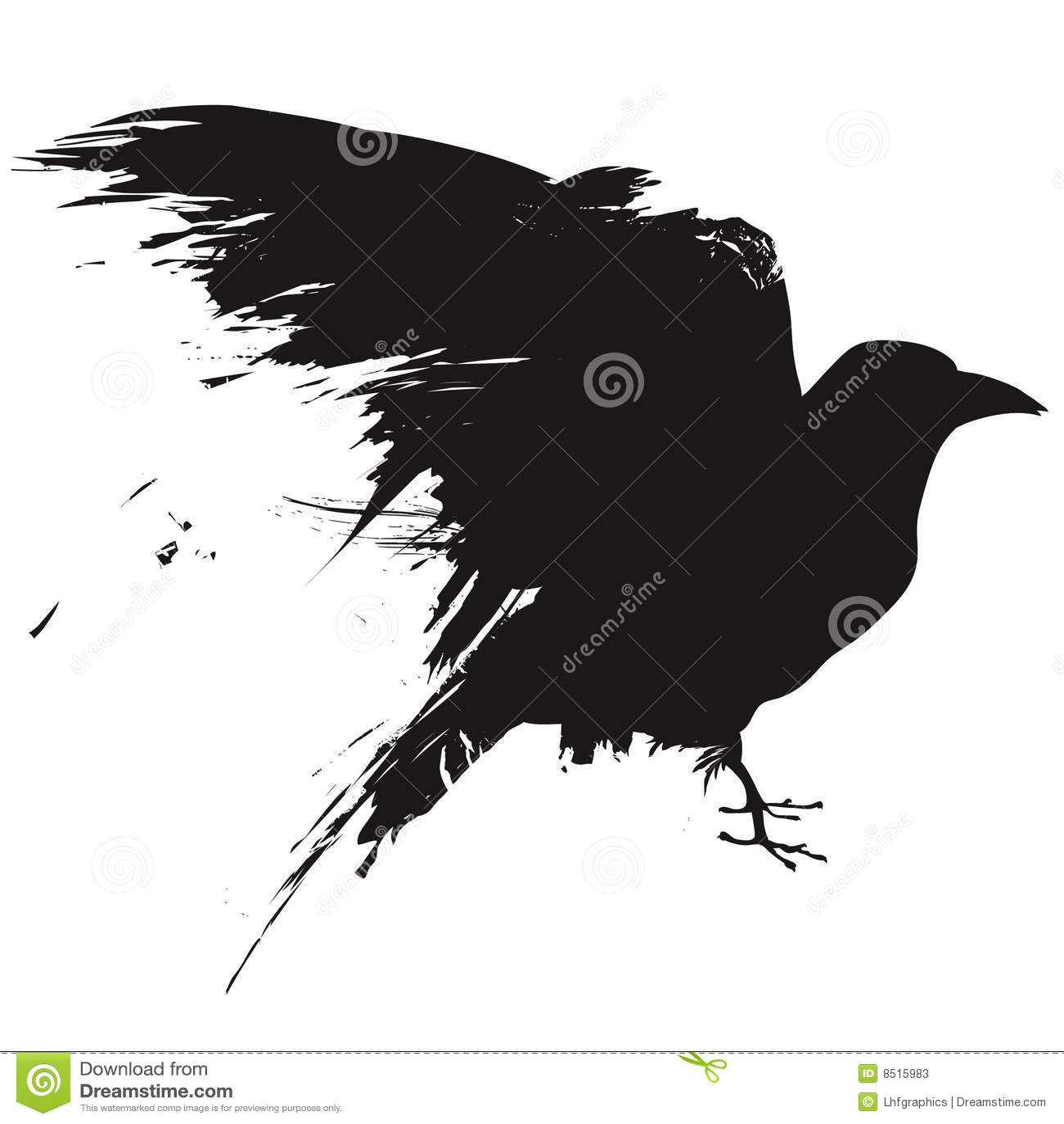 Cuervo de Grunge