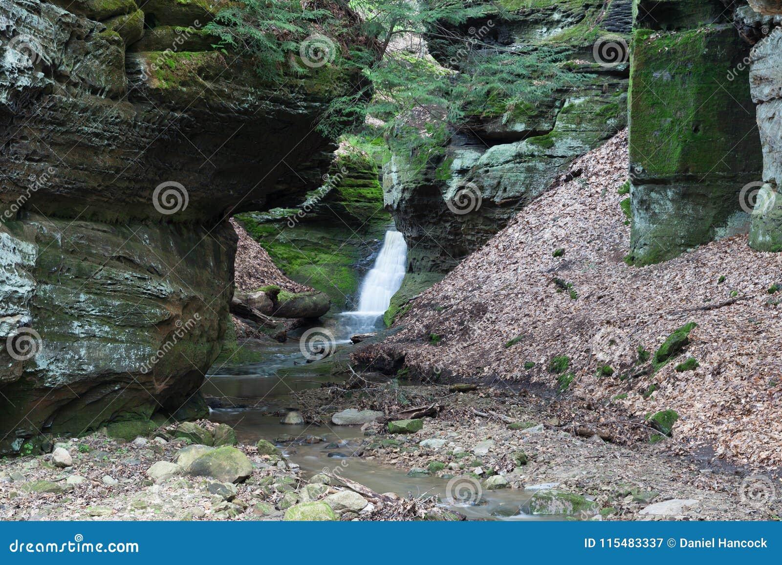 Cueva de Ansels en Geauga Ohio