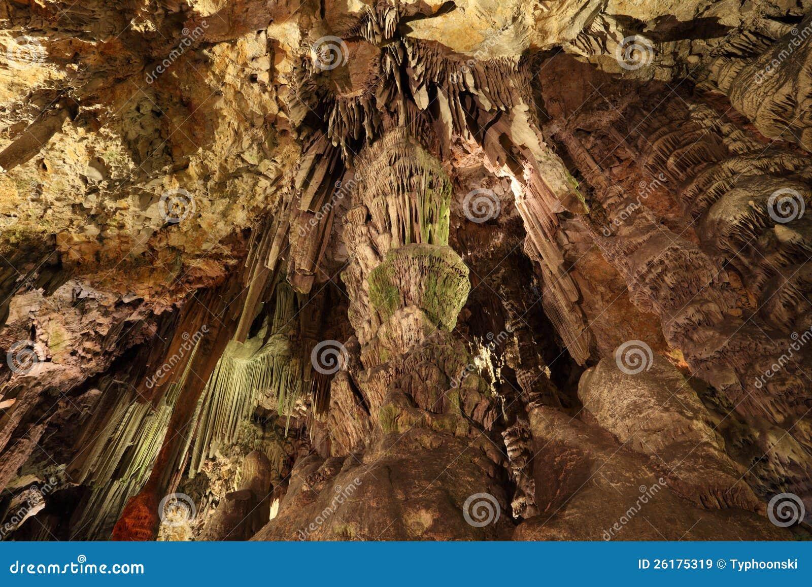 Cueva de San Miguel en Gibraltar