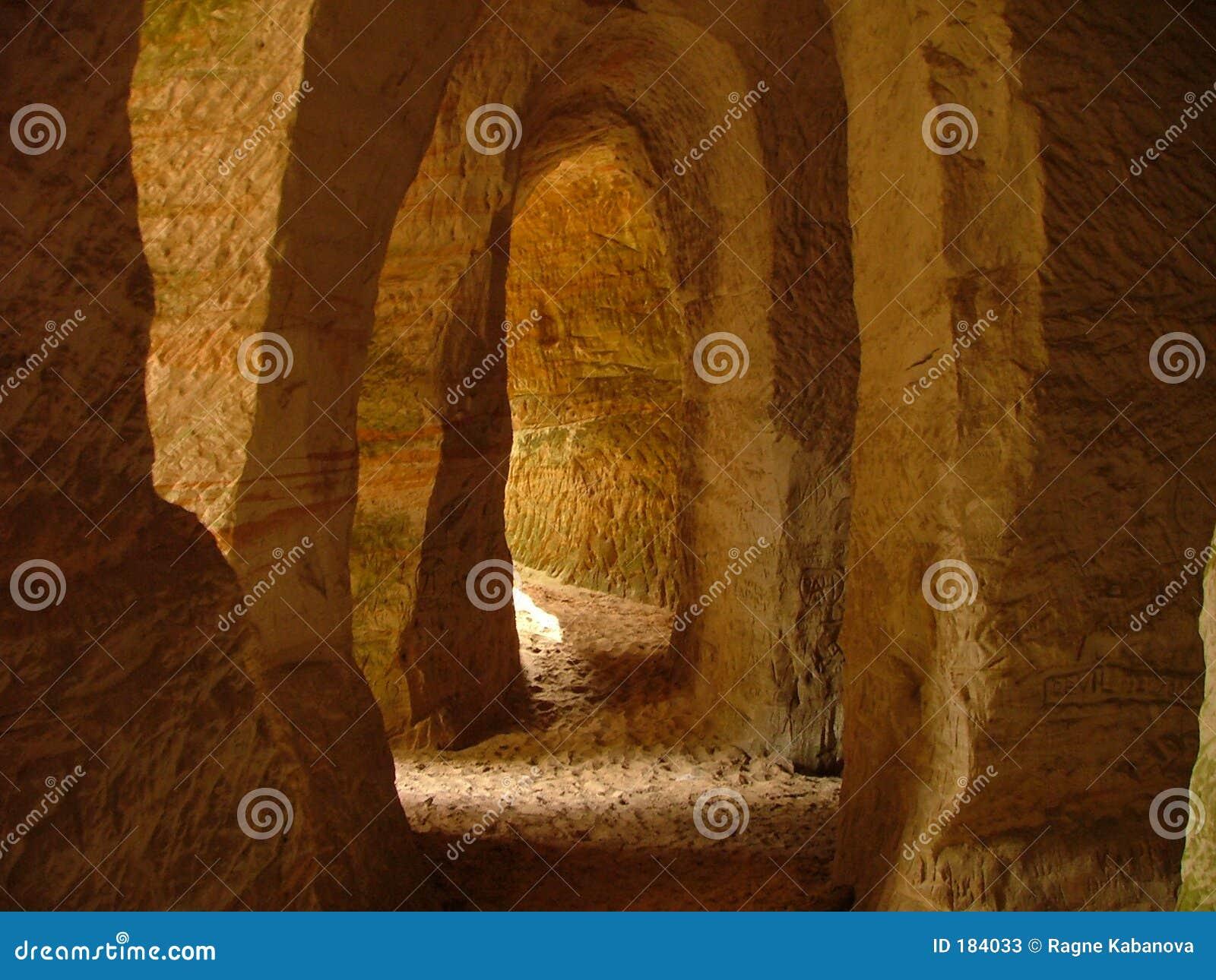 Cuevas de la arena