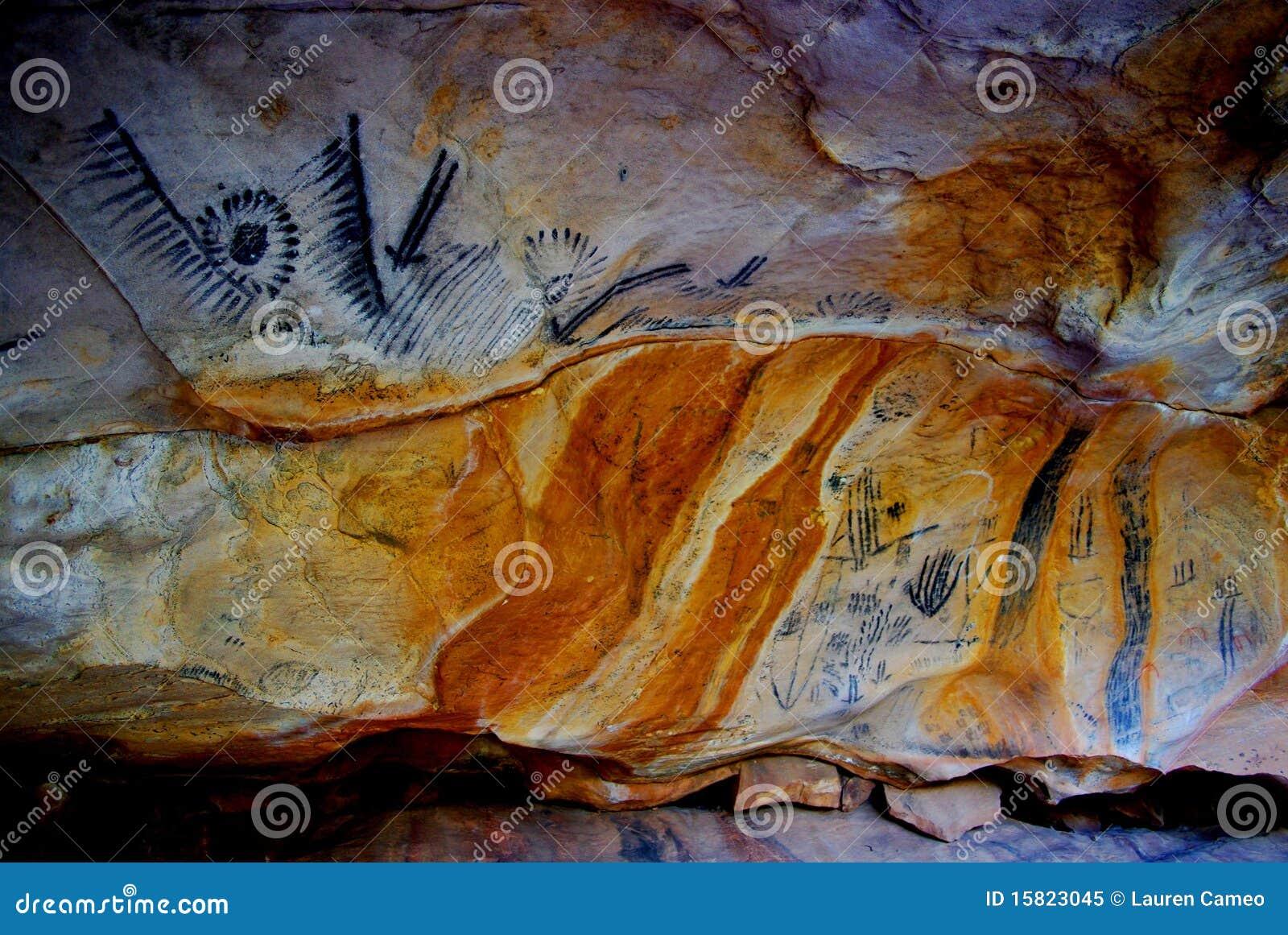 Cuevas de Yorumbulla, rangos del Flinders