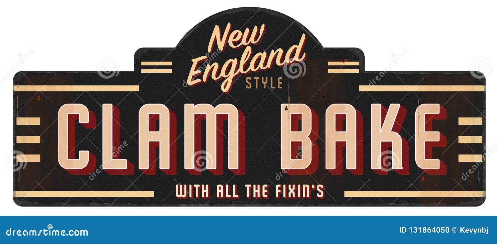 Cueza Grunge antiguo retro Nueva Inglaterra del vintage de la muestra el viejo