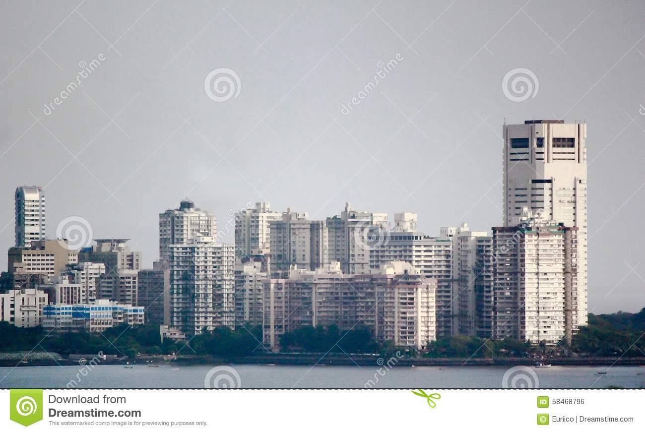 Cuffe parade mumbai india stock photo image 58468796 for Jolly maker apartments cuffe parade