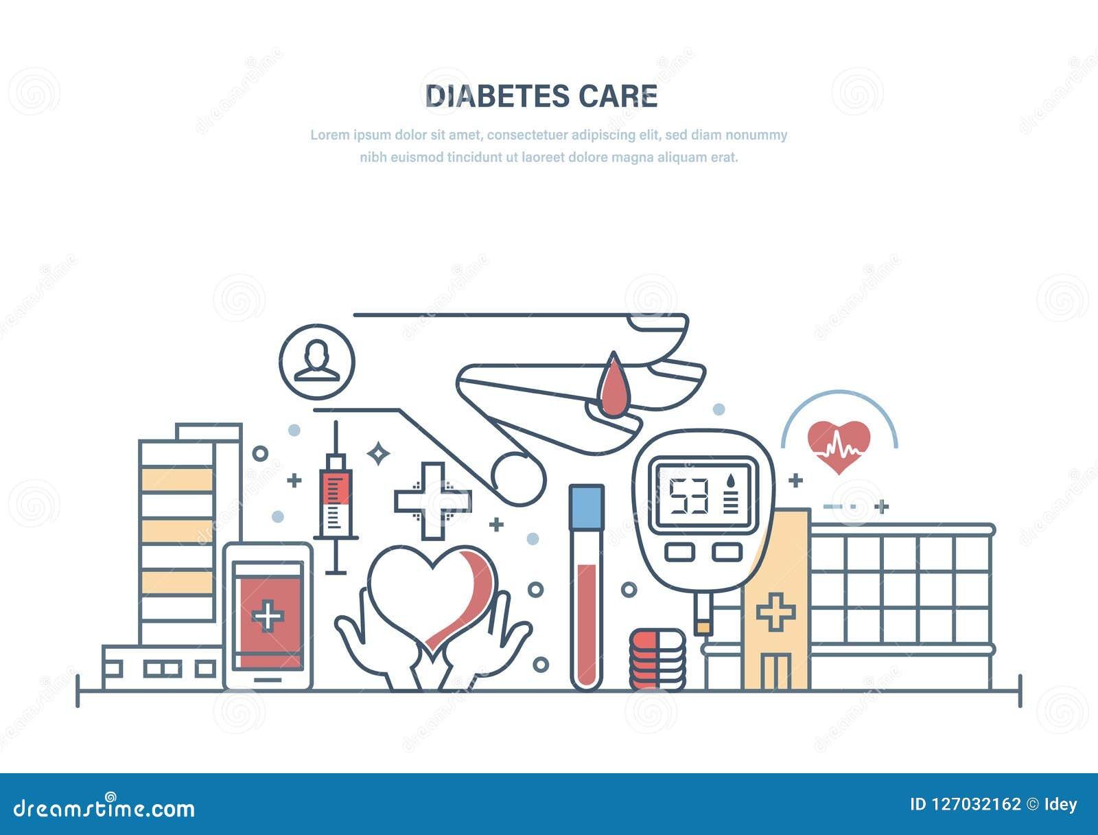 prevención y cuidado de la diabetes