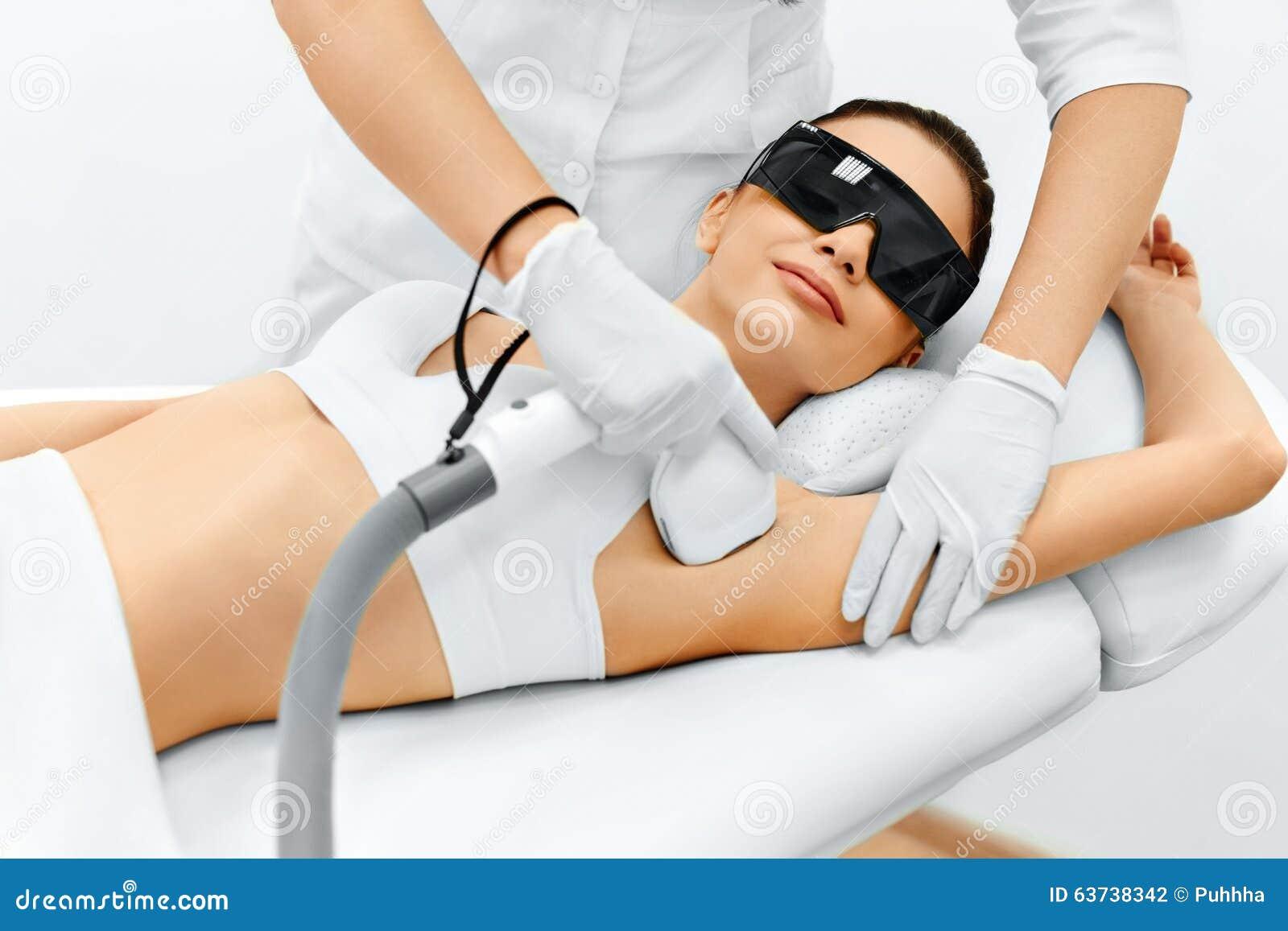 Cuidado do corpo Remoção do cabelo do laser Tratamento de Epilation Pele lisa