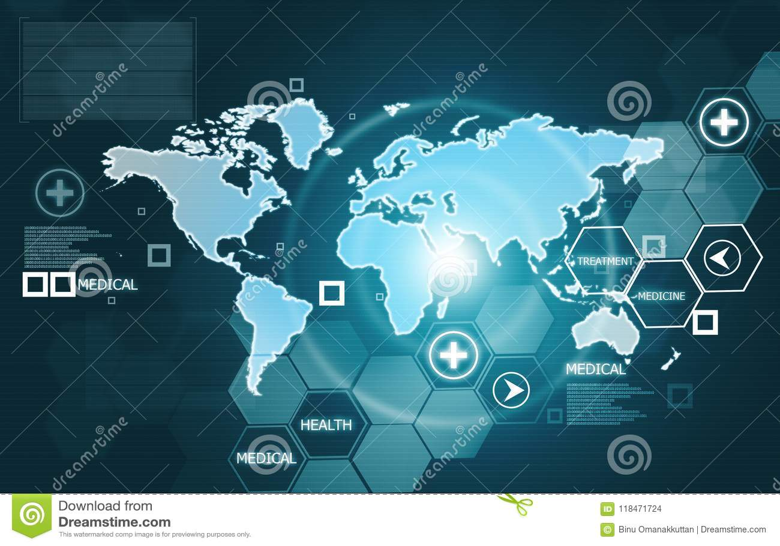 Cuidado médico global