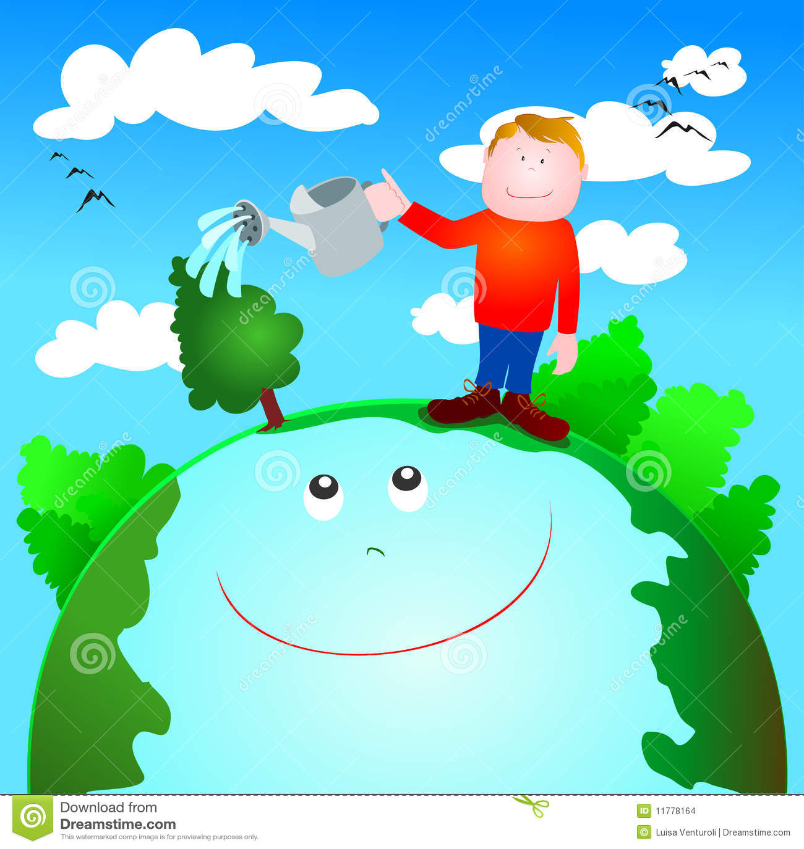 Green Environmental Protection
