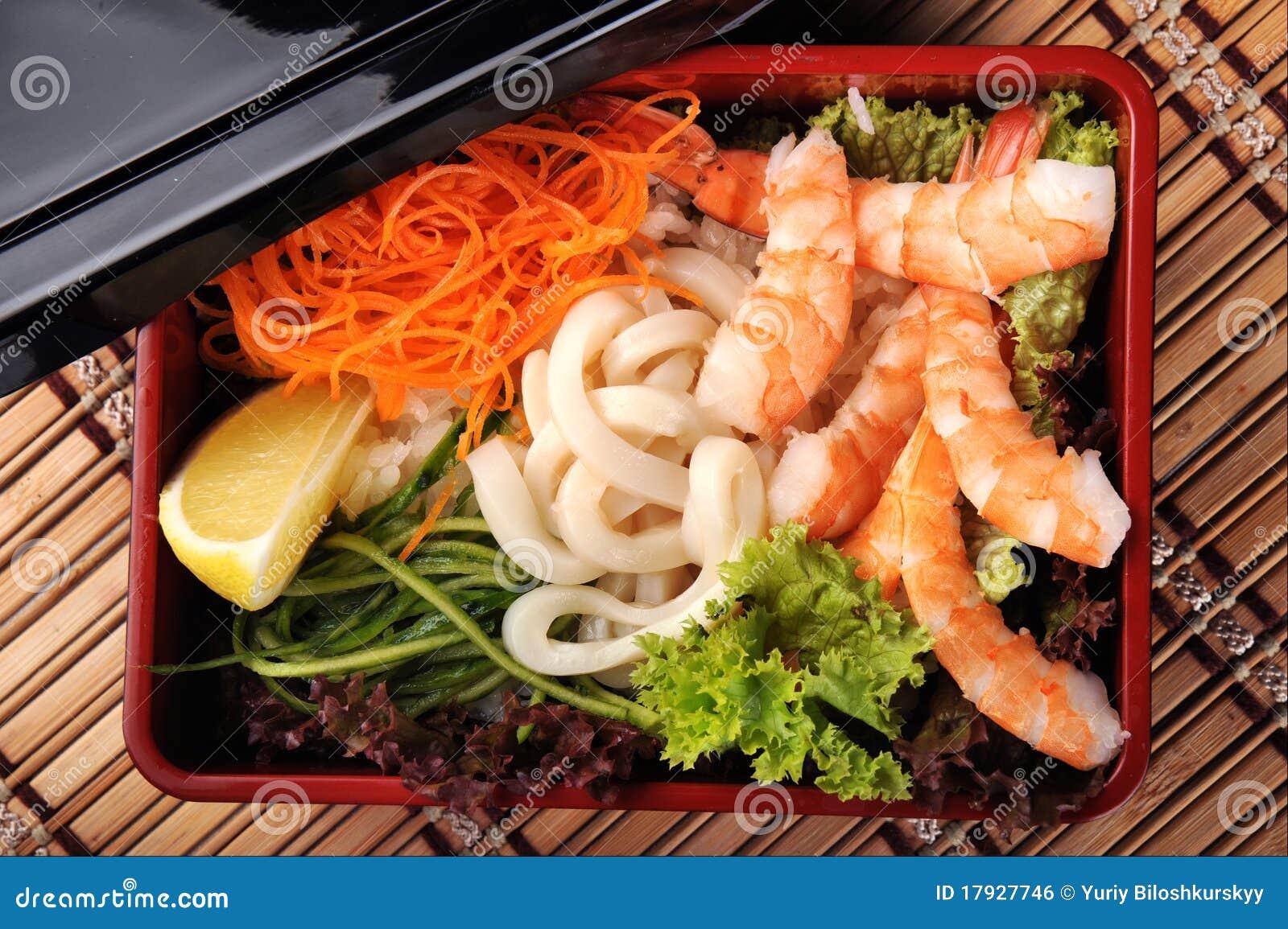 Cuisine japonaise image libre de droits image 17927746 - Cuisine japonaise traditionnelle ...