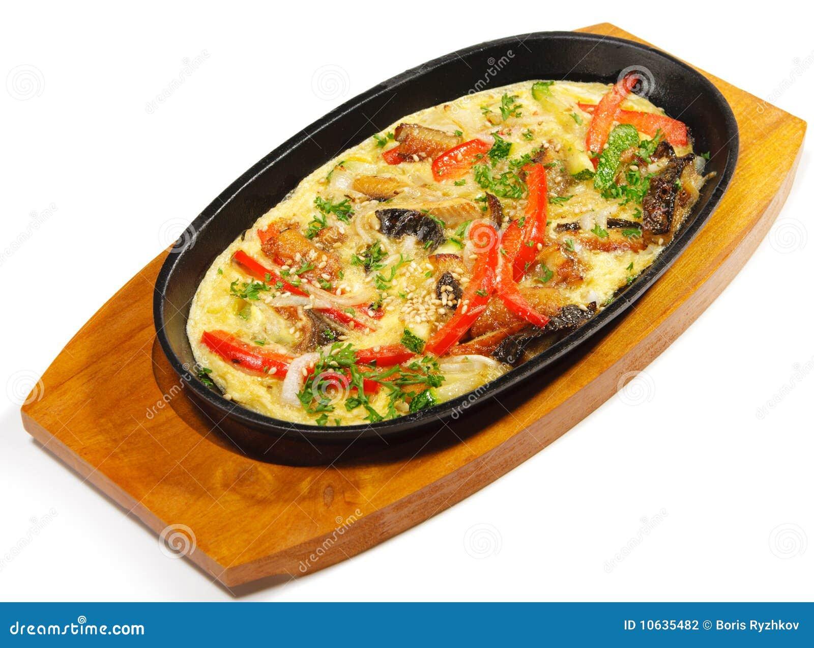 Cuisine japonaise anguille fum e de mer photographie for Anguille cuisine