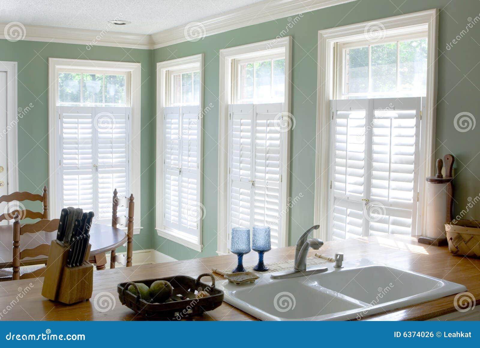 Cuisine lumineuse image libre de droits image 6374026 for Cuisine typique americaine