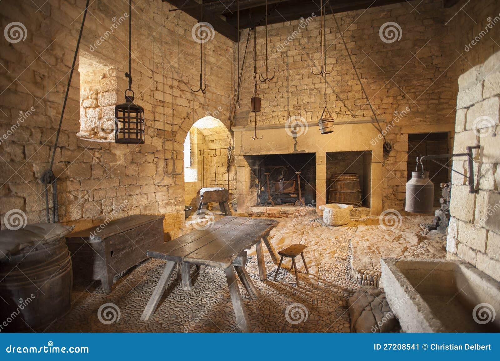 cuisine m di vale image stock image 27208541. Black Bedroom Furniture Sets. Home Design Ideas