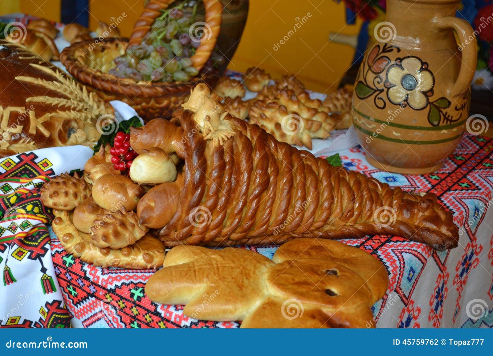 Cuisine Ukrainienne Photo Stock Image Du Closeup Marchandises