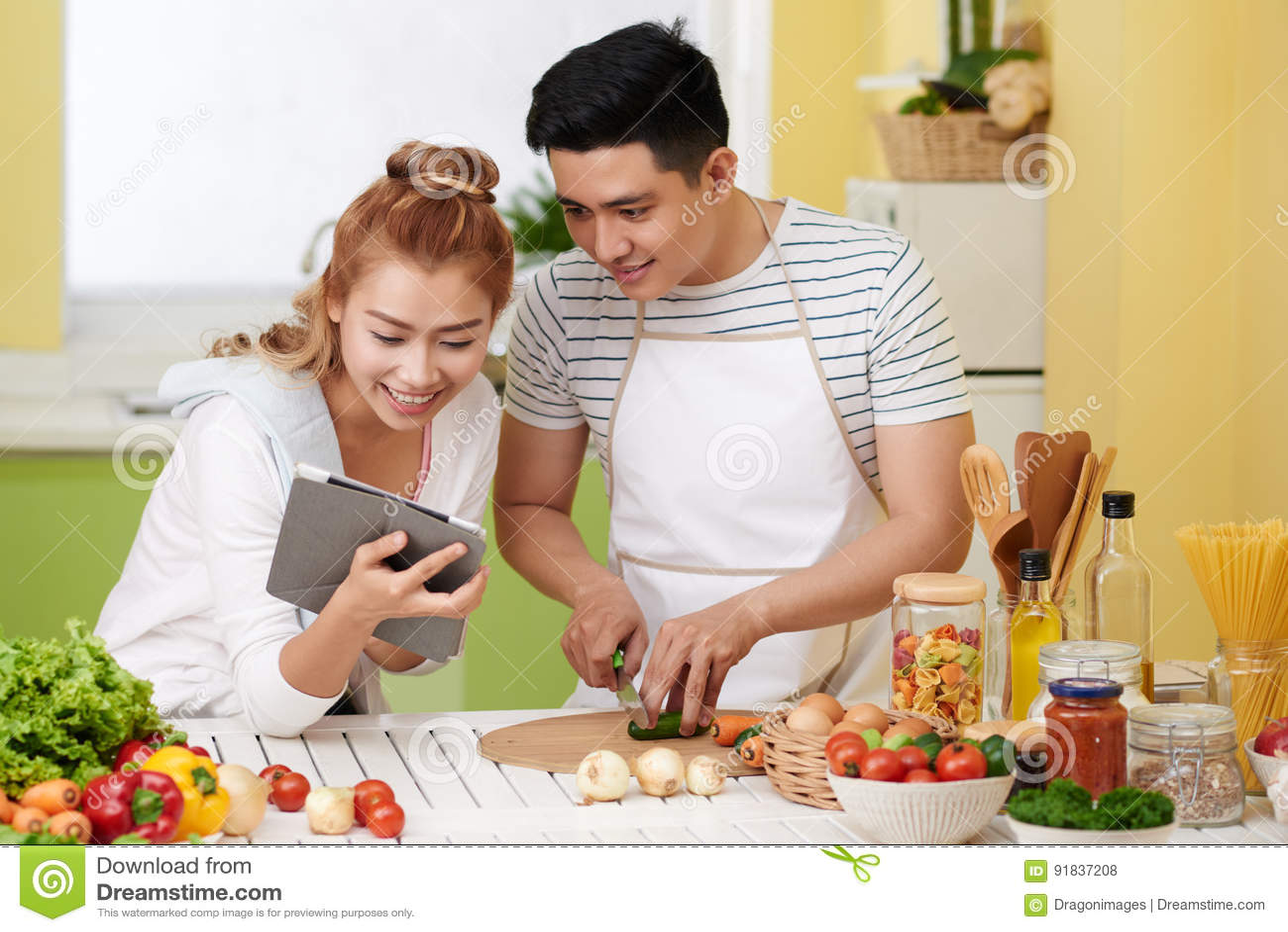 Cuisson des couples