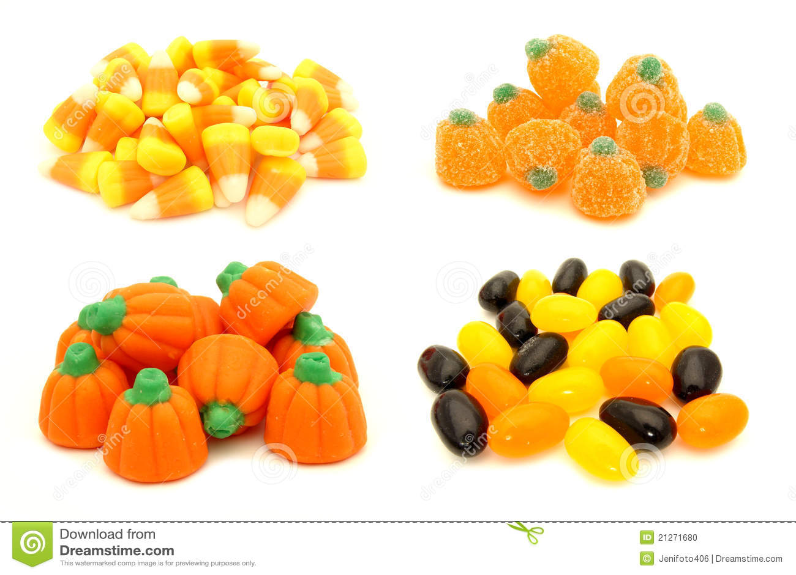 Cukierek Halloween