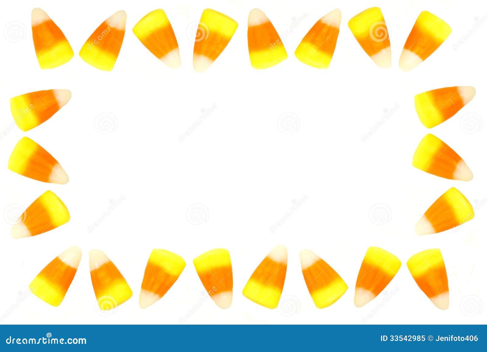 Cukierek kukurudzy rama