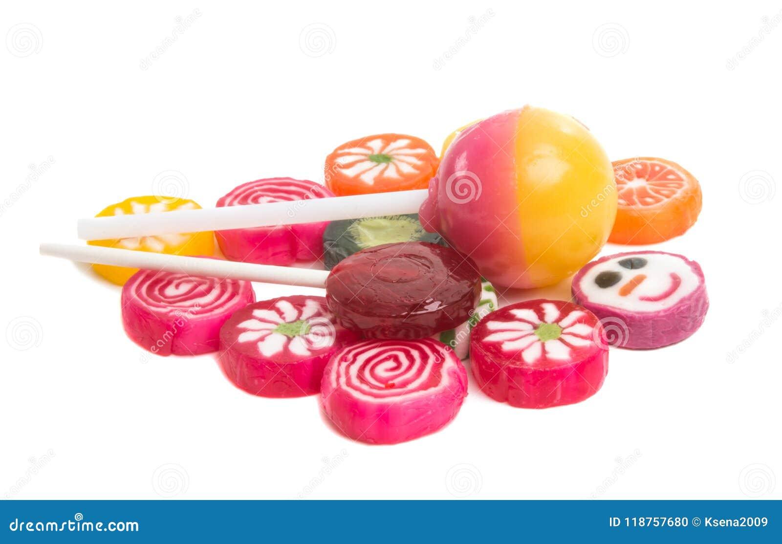 Cukierków lizaki odizolowywający