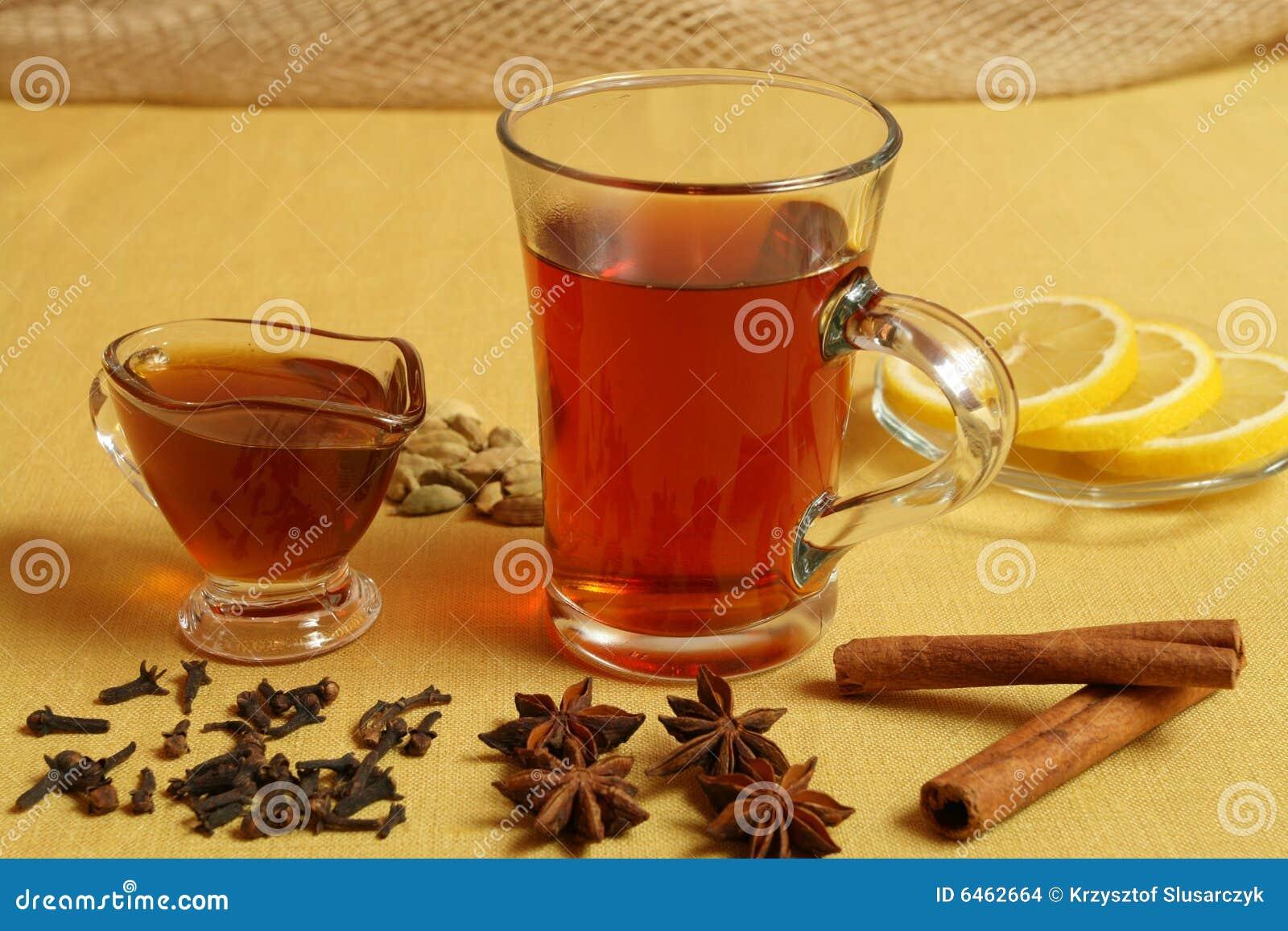 Cukierniana herbaty.
