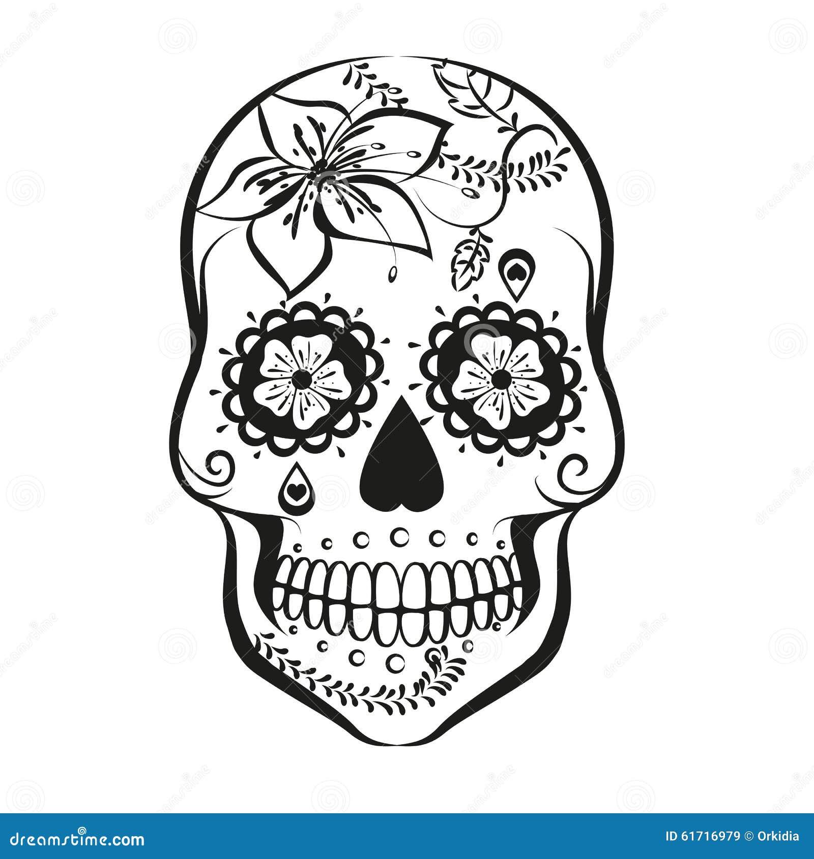 Cukrowa czaszka