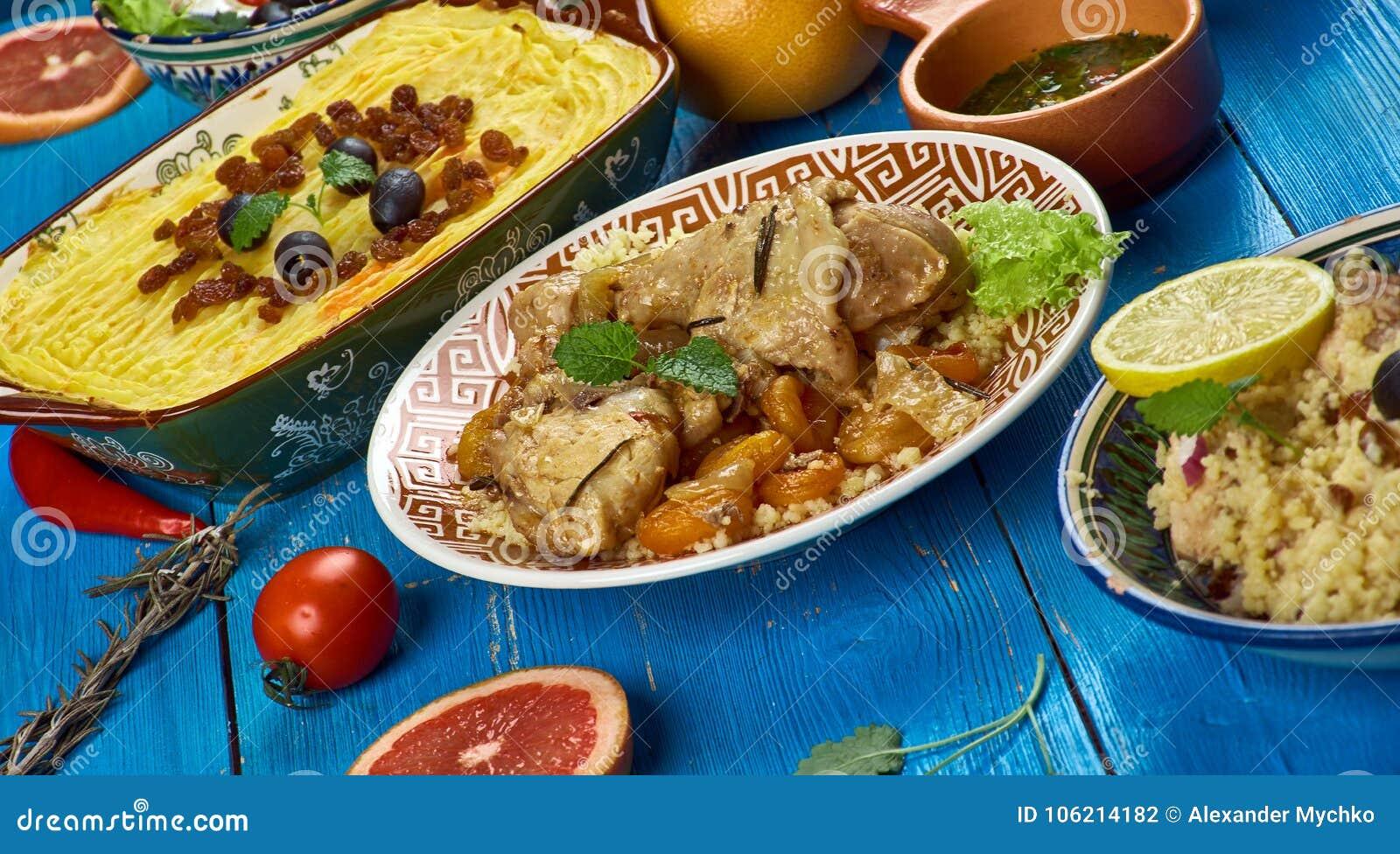 Culinária de Maghreb