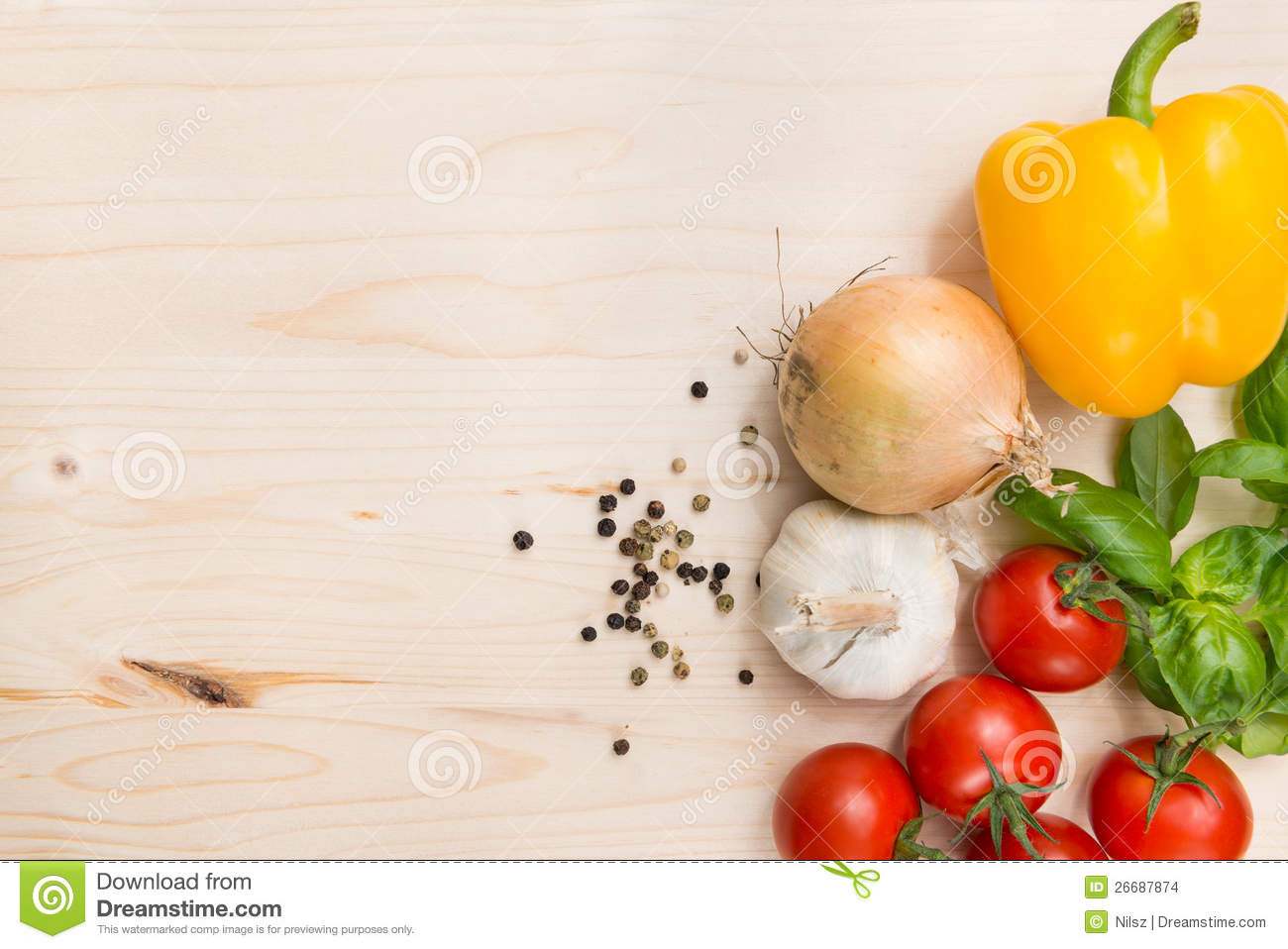 Food Background Culinary Food Background Stock Images  Image 26687874