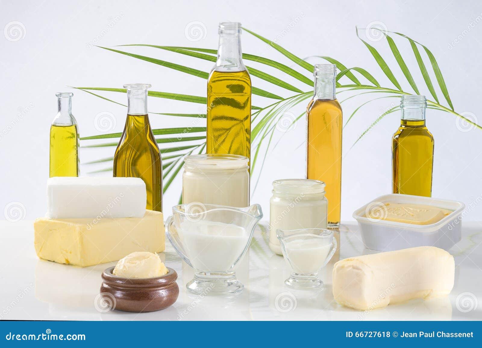Culinary variety of fats