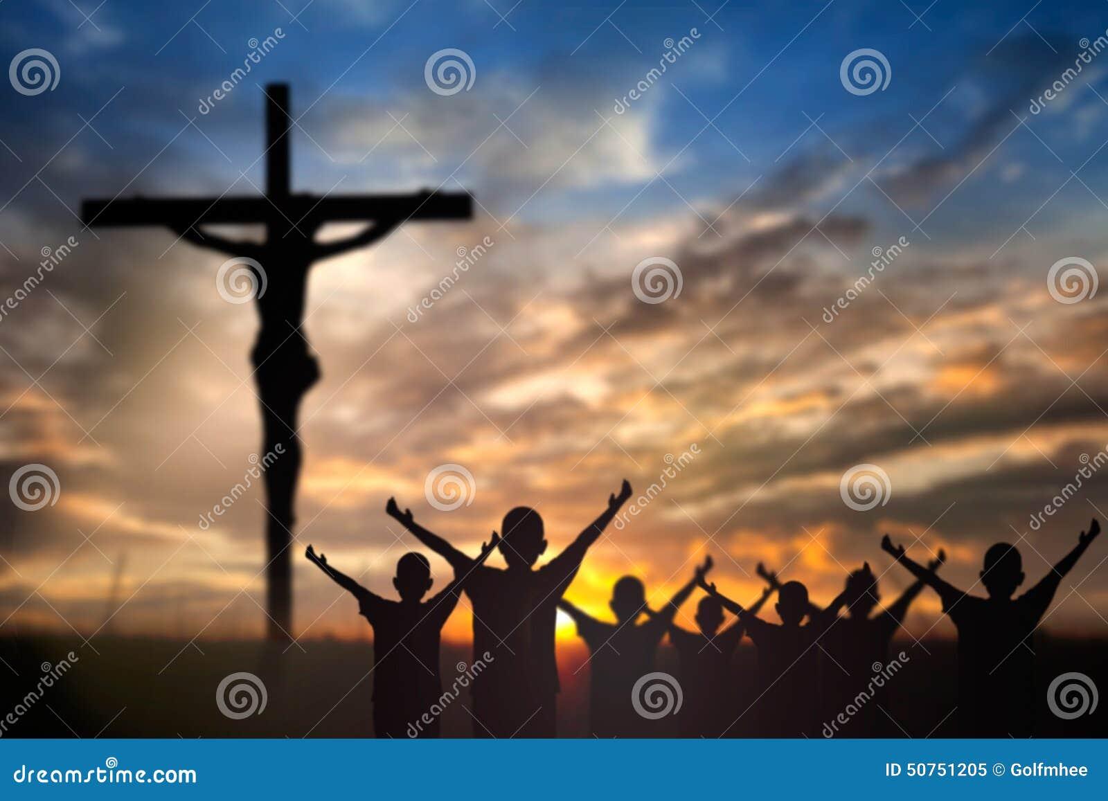 Culte Jésus sur la croix