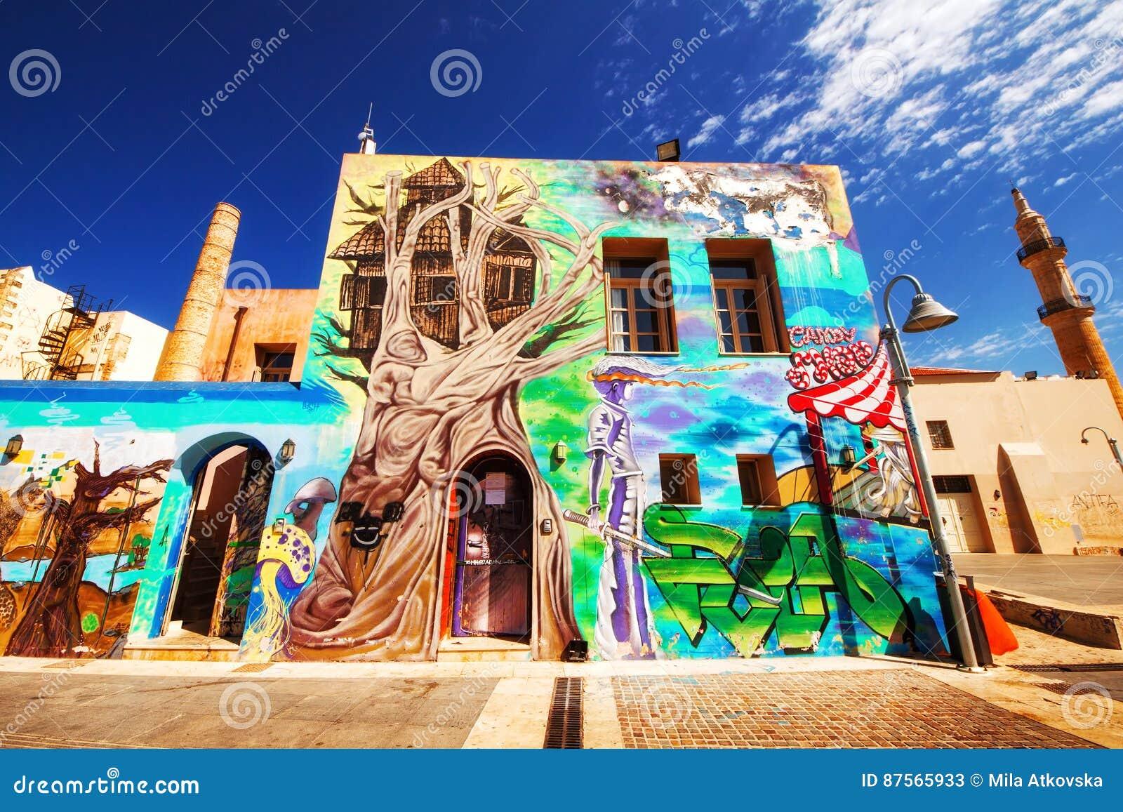 9 9 2016 - Culture Urbaine Dans La Vieille Ville De Rethymno ...