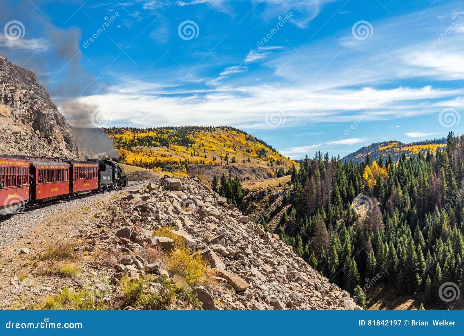 Cumbres & Toltec铁路
