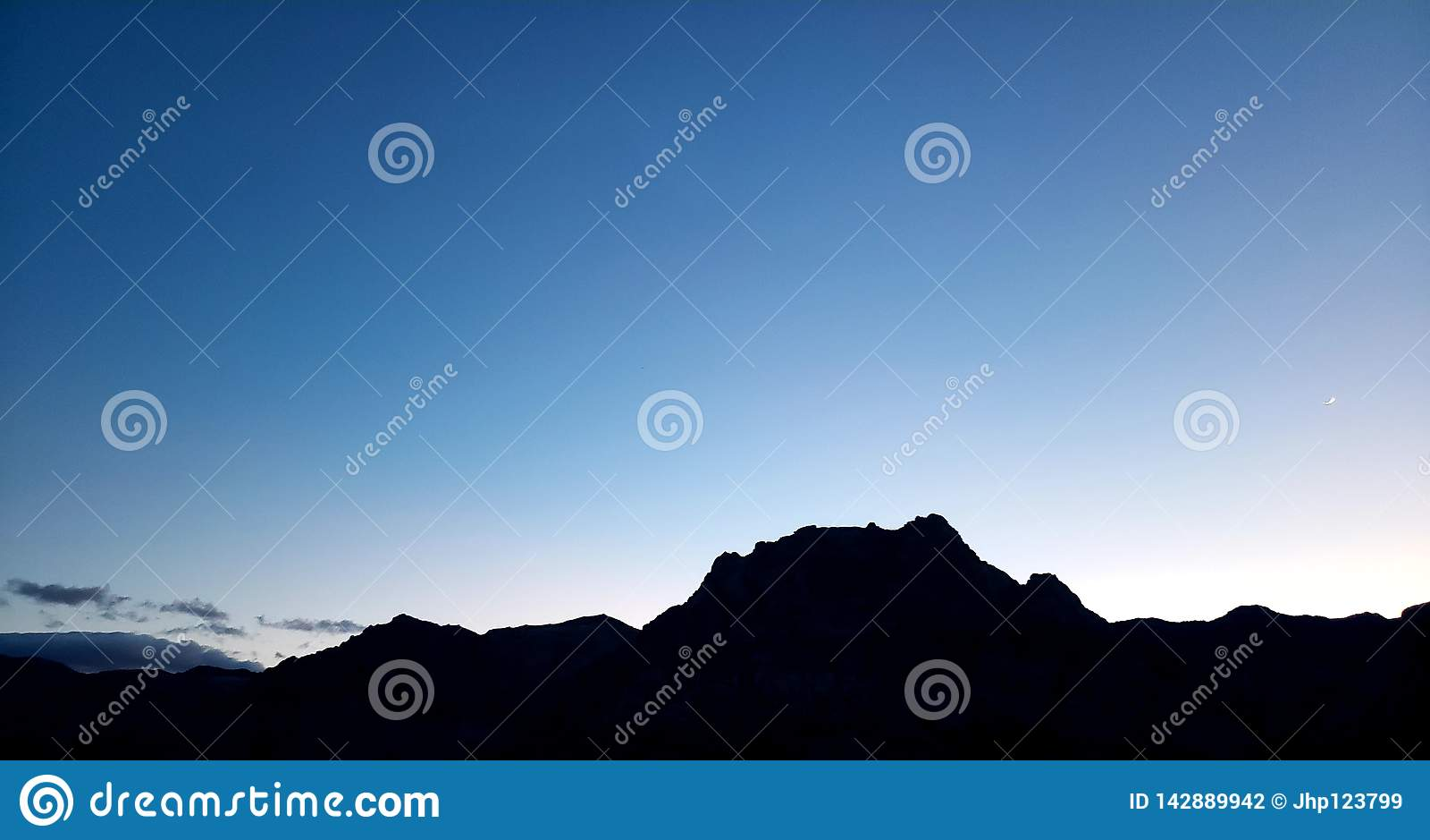 Cume da montanha