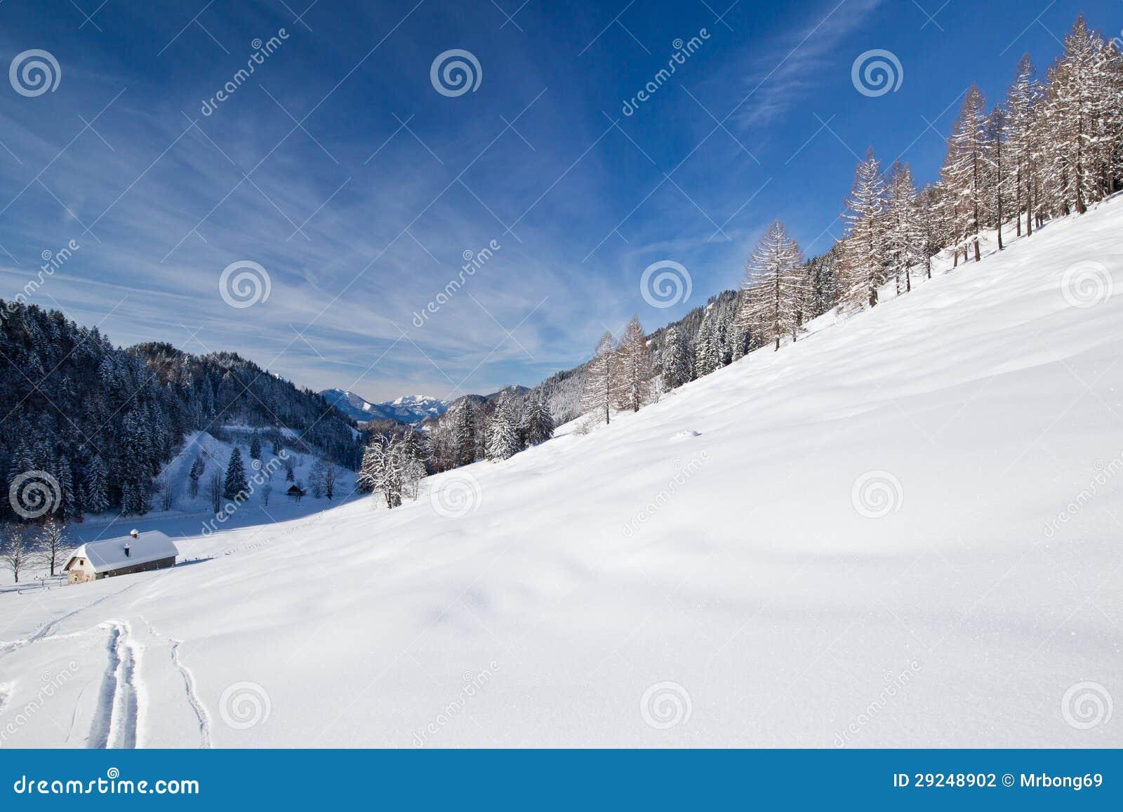 Download Cumes foto de stock. Imagem de azul, esqui, sobrevivência - 29248902