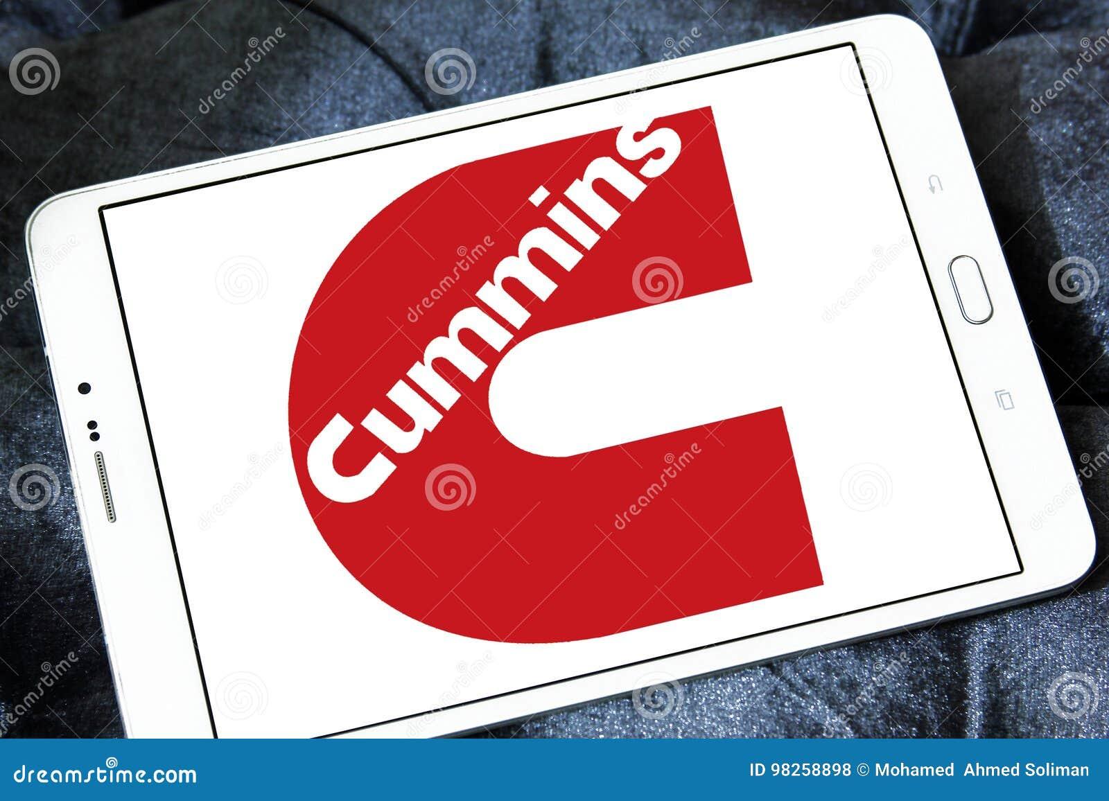 Cummins-Firmenlogo