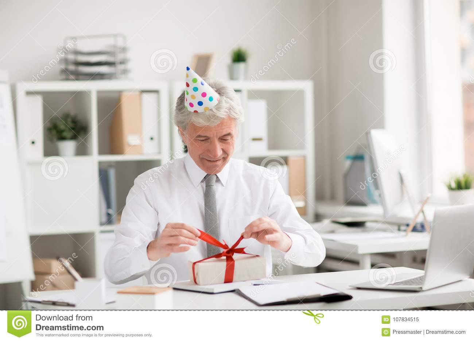 Cumpleaños del director