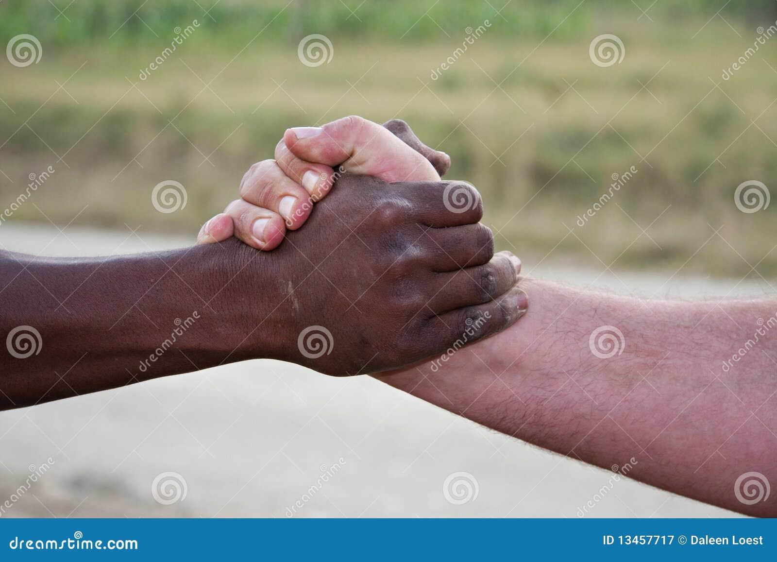 Imagens De Cumprimento: Cumprimento Africano Imagem De Stock. Imagem De Diferente