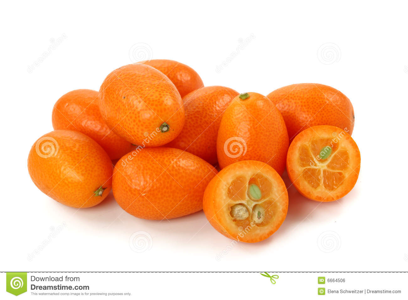 Cumquat Royalty Free Stock Image - Image: 6664506