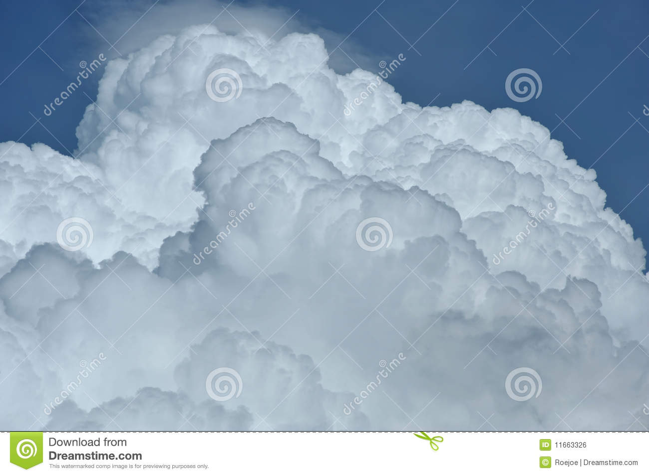 cumulus clouds in blue sky stock photo image of. Black Bedroom Furniture Sets. Home Design Ideas