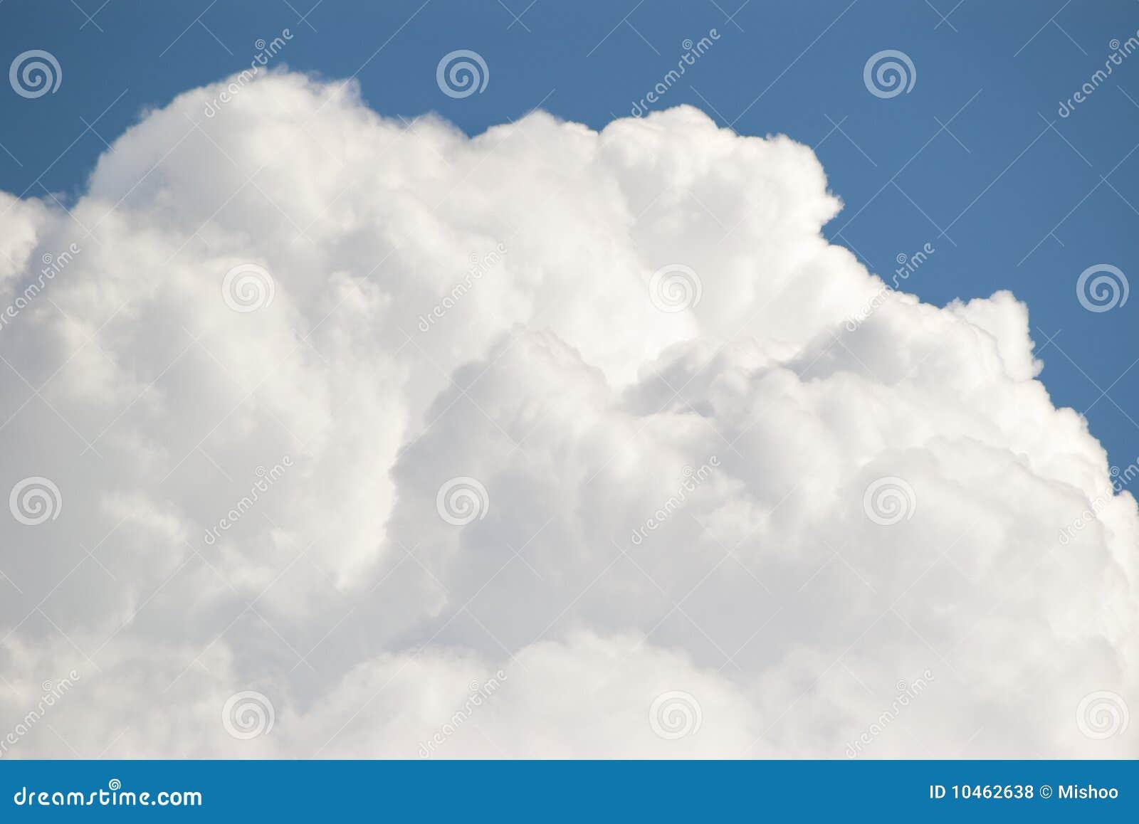 Cumulus de nuage