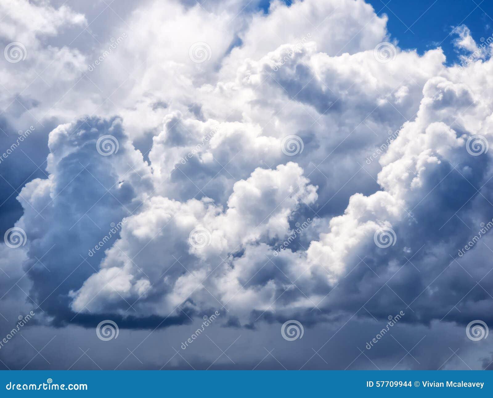 Cumulus dramatiques