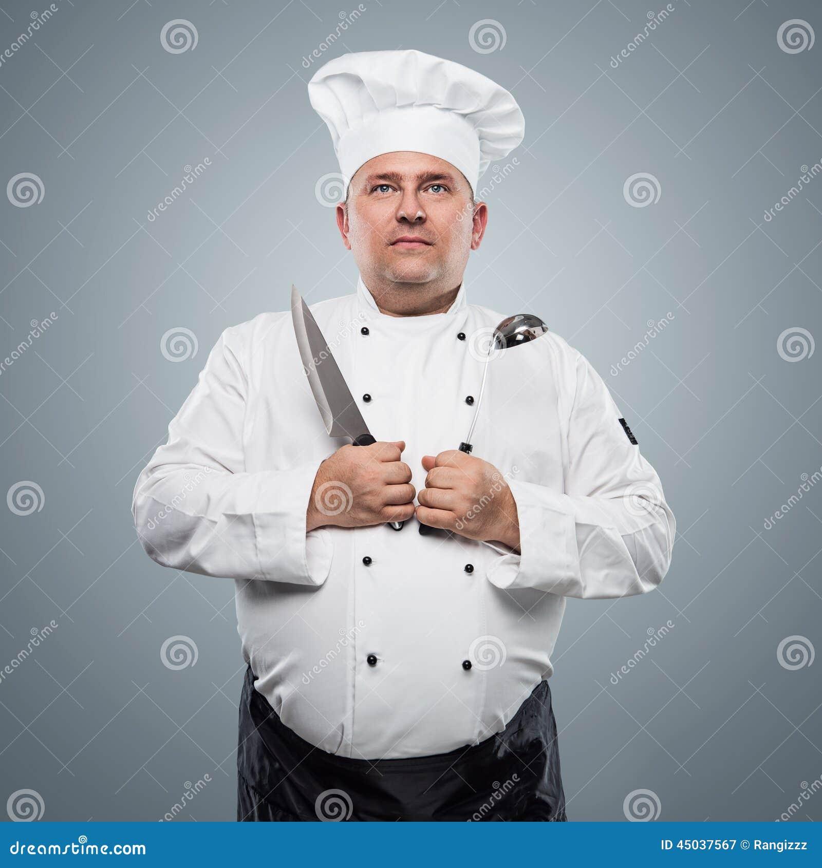 Cuoco unico divertente