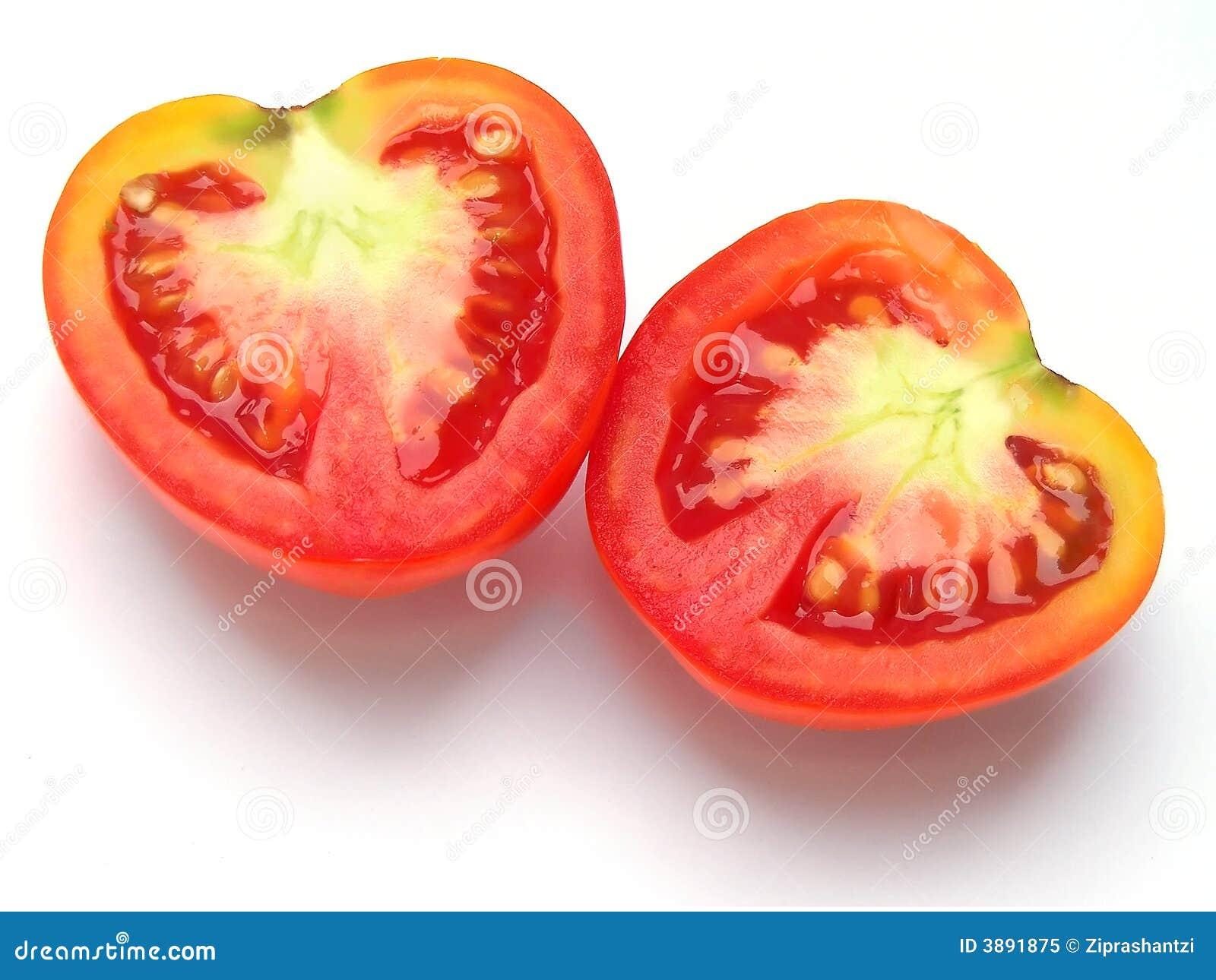 Cuore del pomodoro