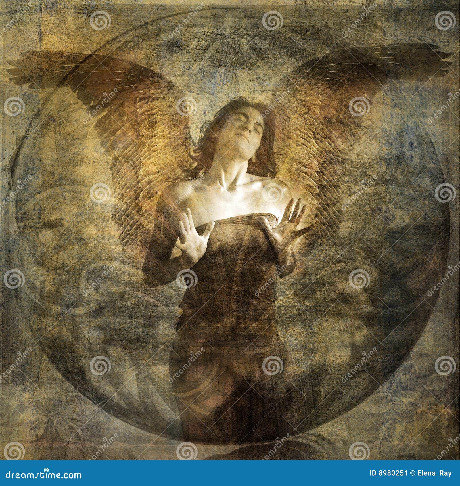 Cuore di angelo