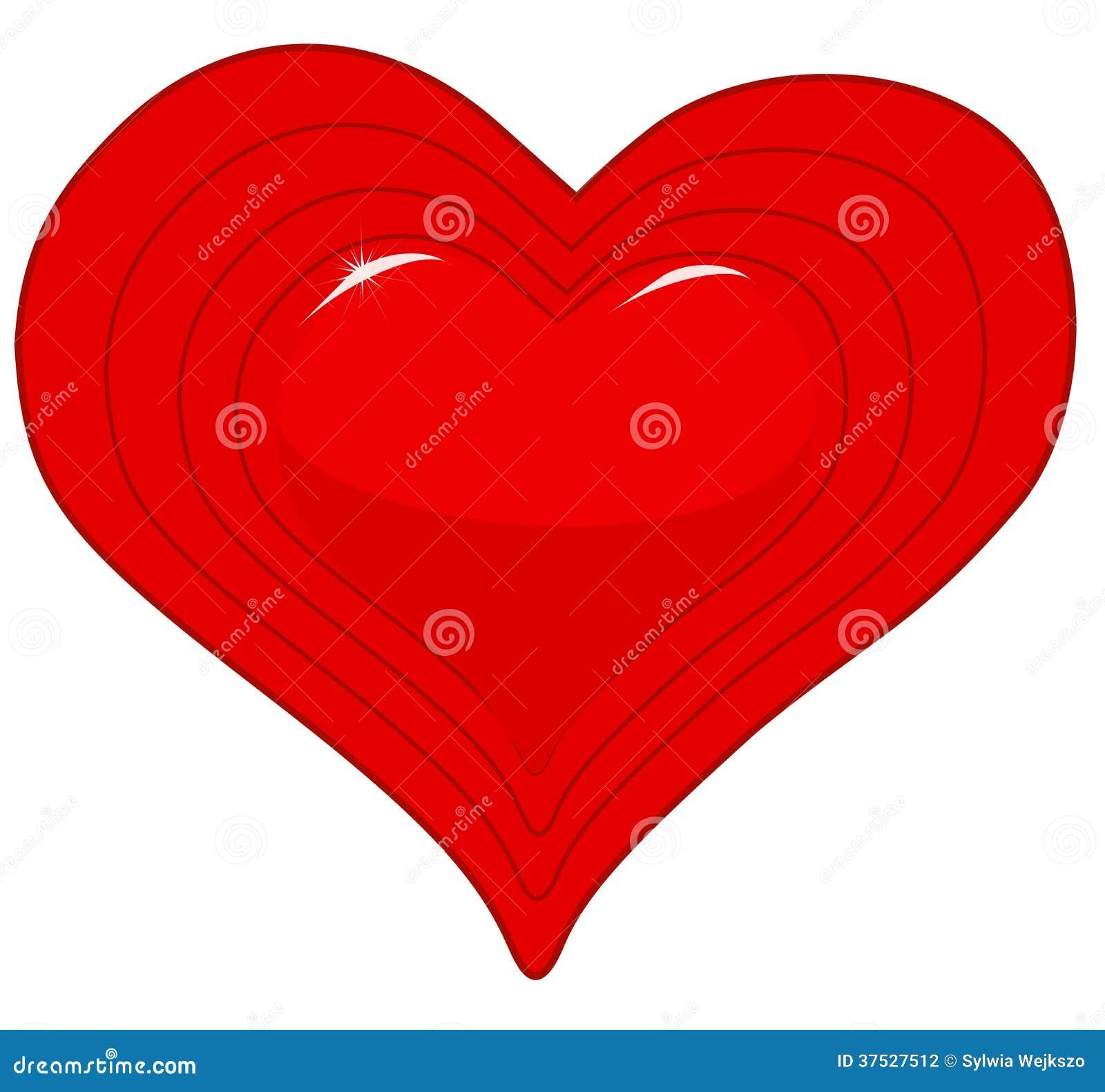 Molto Cuore Fatto Dei Cuori Per Un San Valentino O Una Festa Della Mamma  NW02