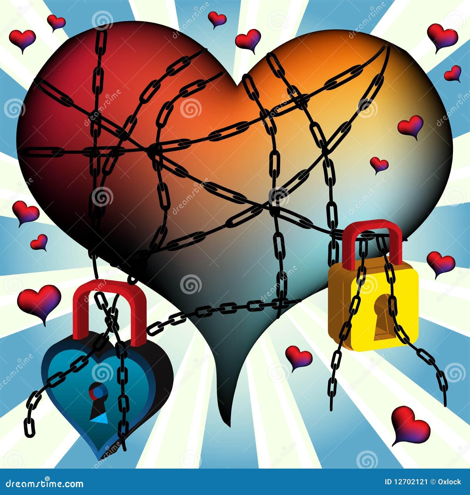 Risultati immagini per cuore chiuso all'amore