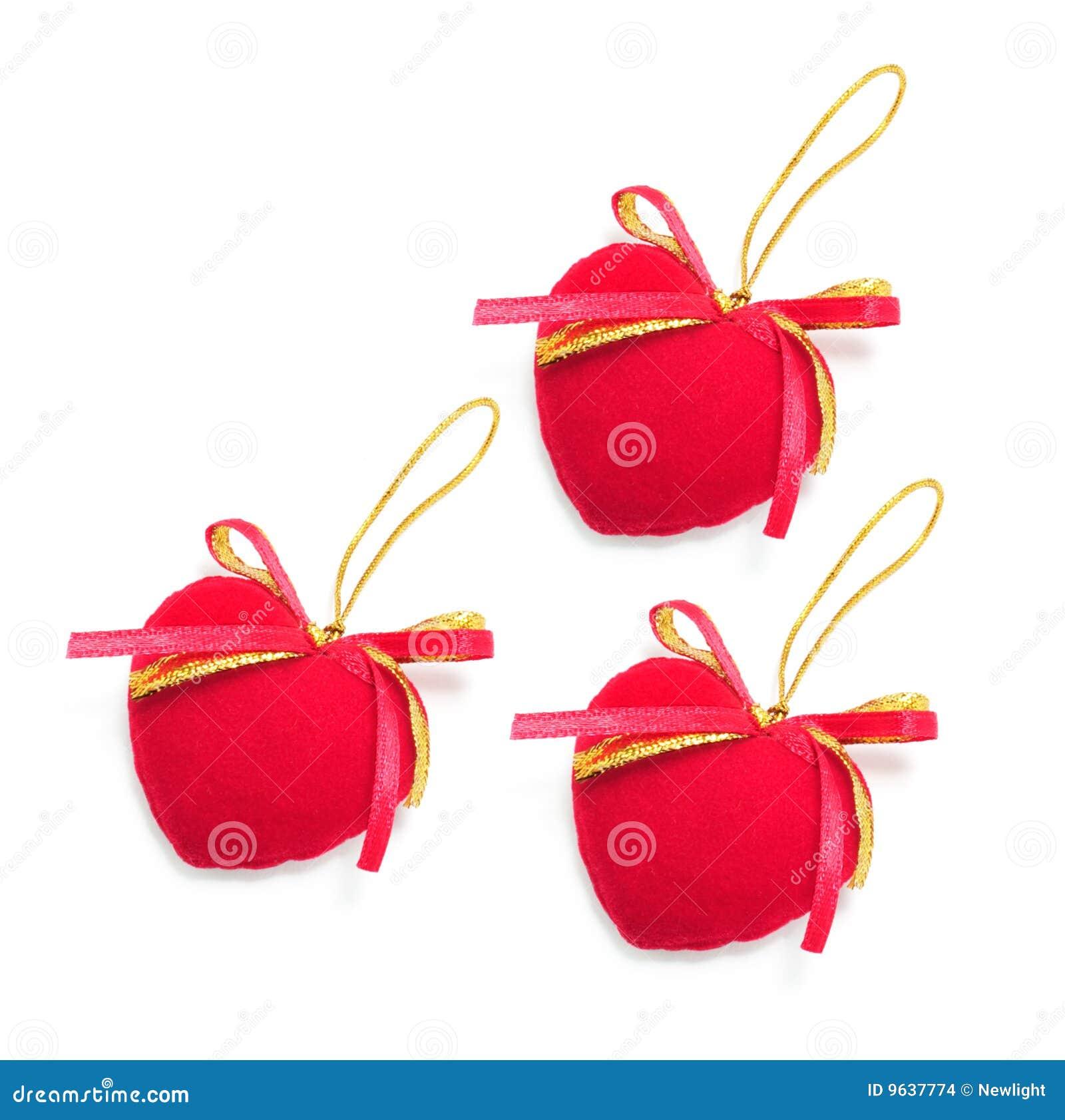 Cuori rossi immagini stock immagine 9637774 for Immagini di cuori rossi