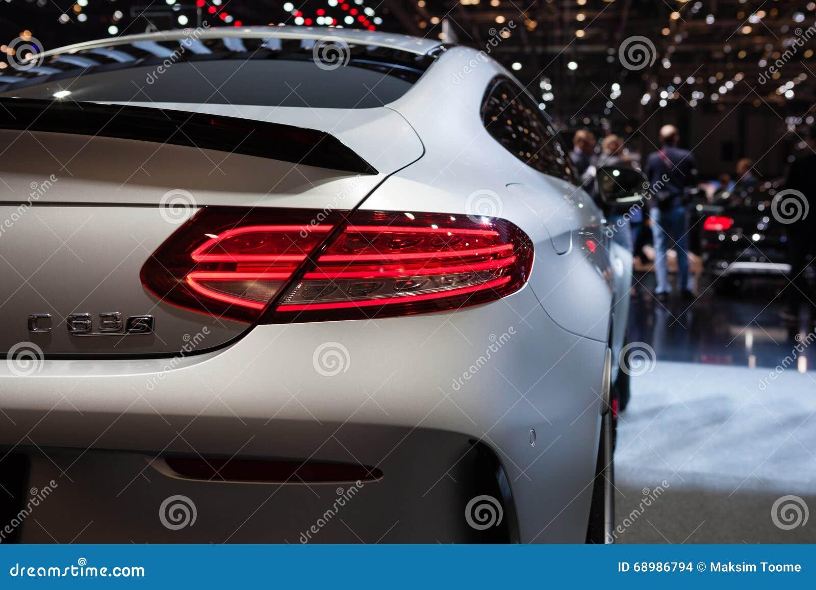 Cupé de Mercedes-AMG C 63 S