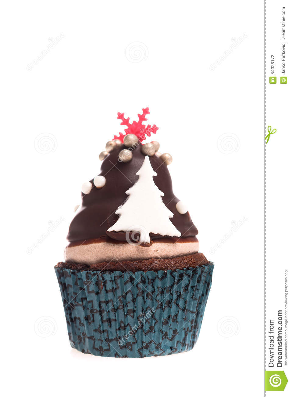Cup Cake Stock Photo - Image: 64326172