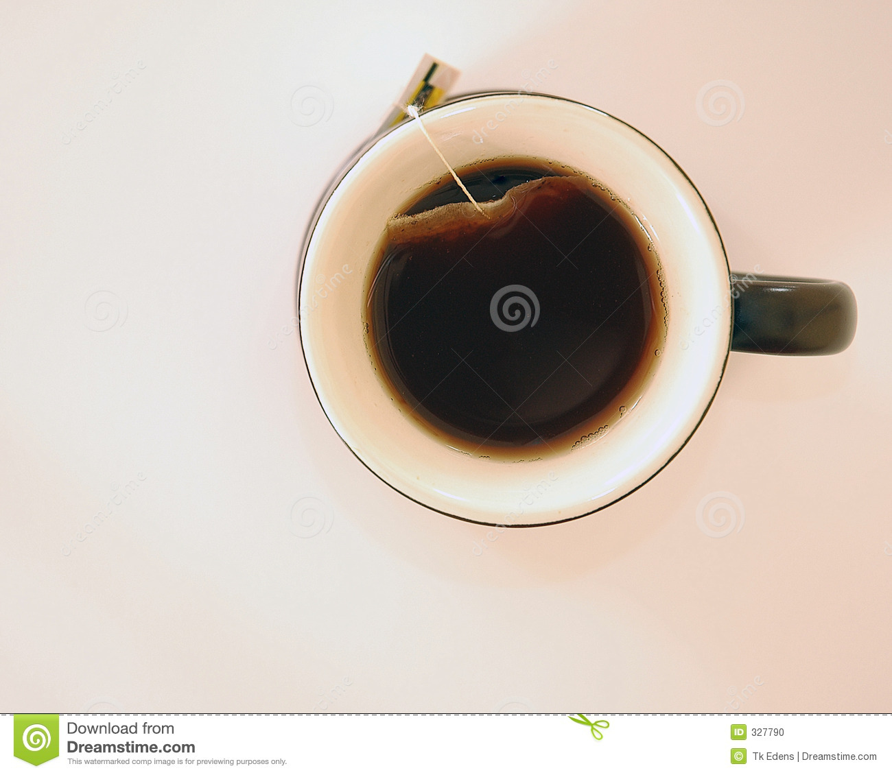 Cup Of Chi Stock Photo. Image Of Drink, Food, Nobody