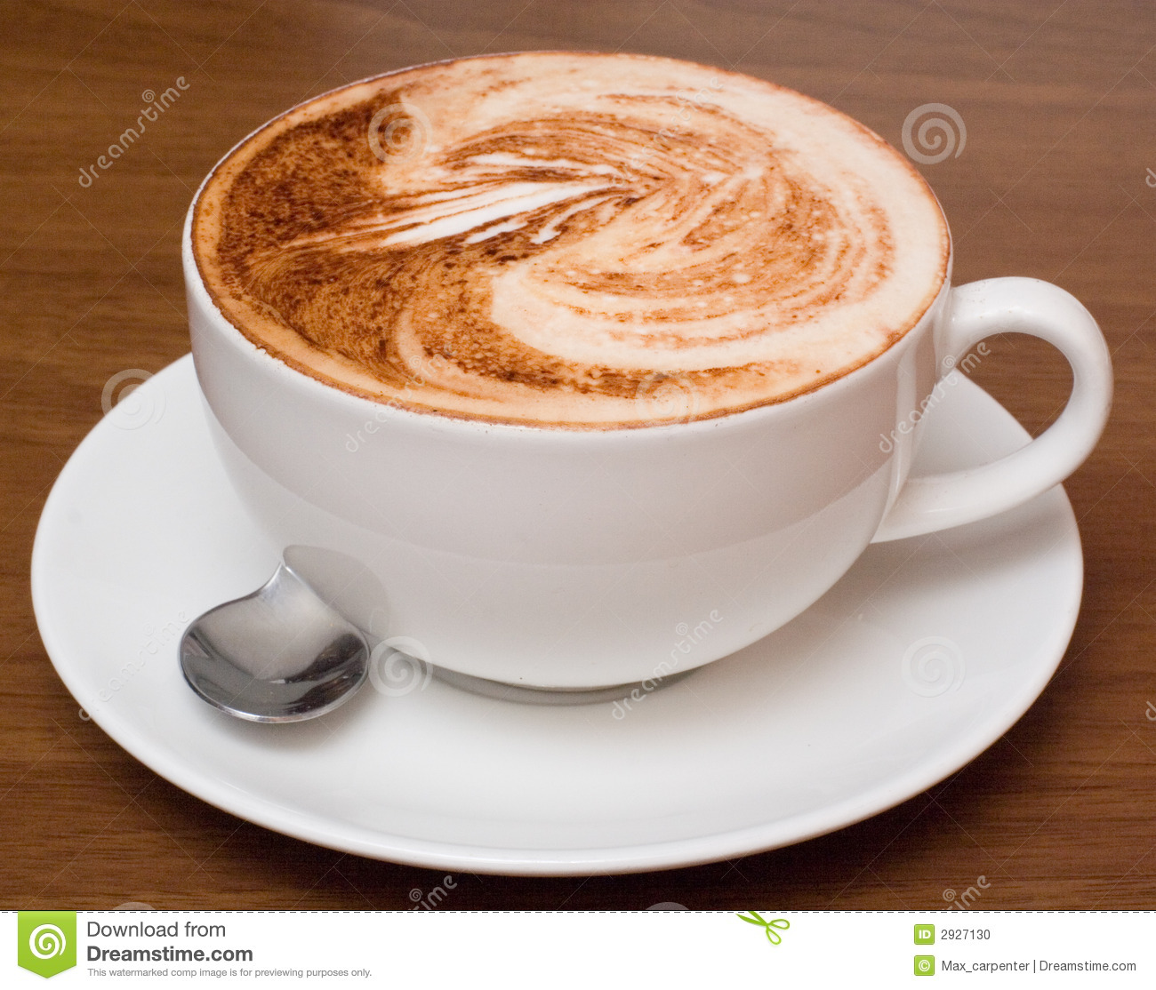 Cup Of Cofee Stock Photo Image 2927130